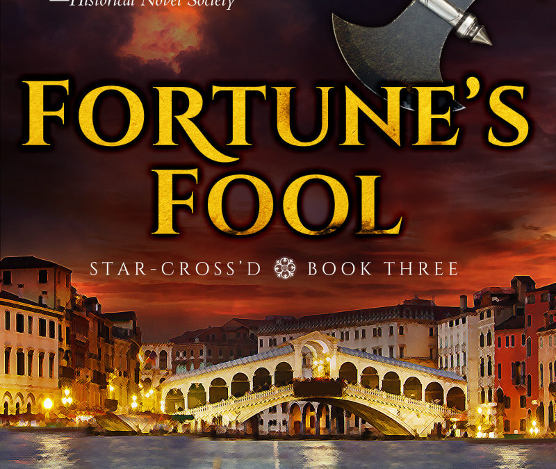 FORTUNE'S FOOL Cover Reveal