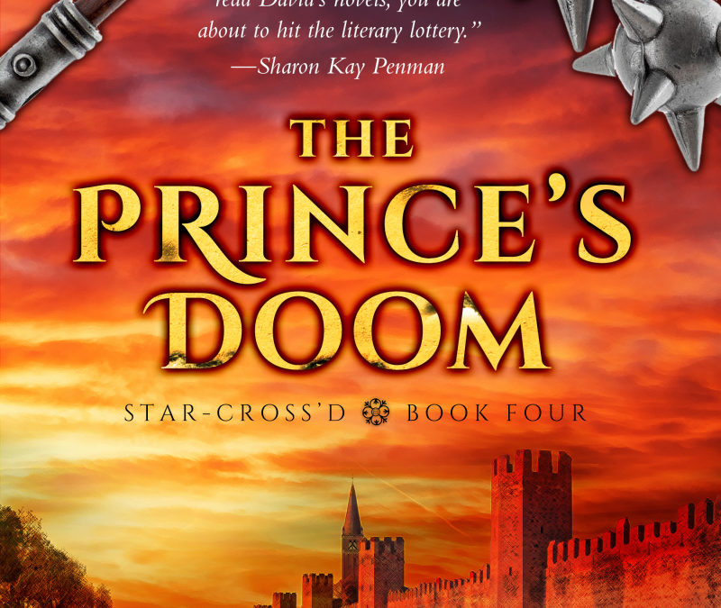 THE PRINCE'S DOOM Cover Reveal!