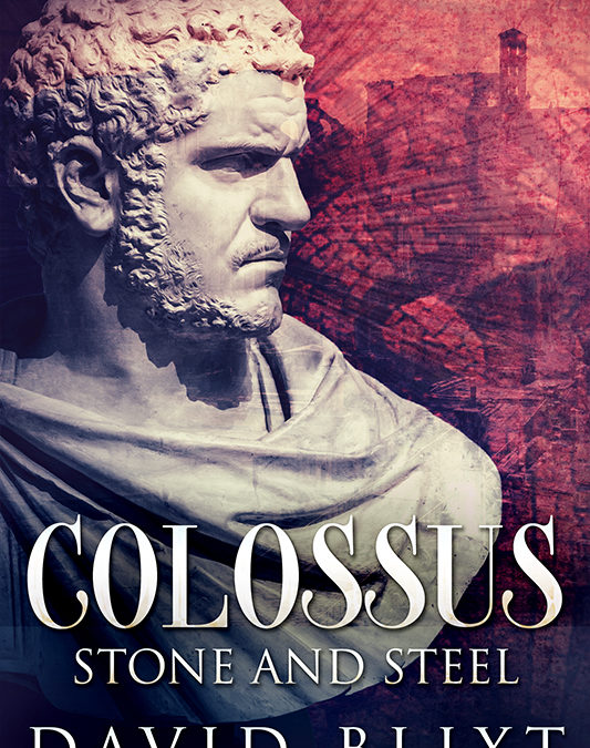 New Covers for COLOSSUS