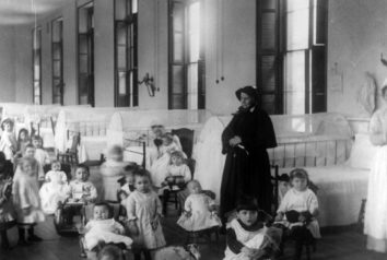 Nellie Bly — What Becomes of Babies?